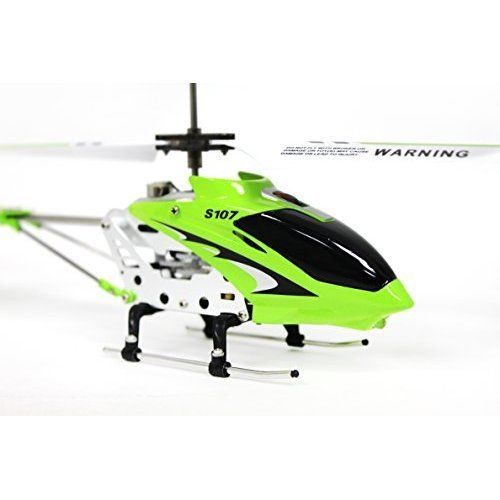 RC Helicopter w/ Gyro 3 Channel Easy Fly Great for Beginners