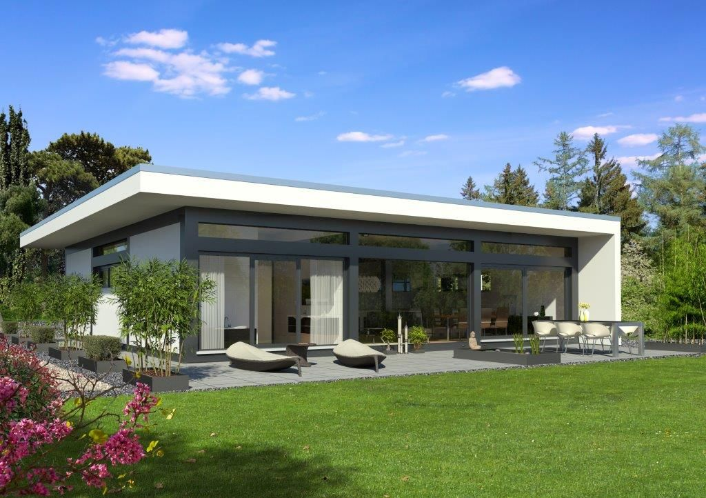 Meisterstück Produktgruppen Haus bungalow, Fertighaus