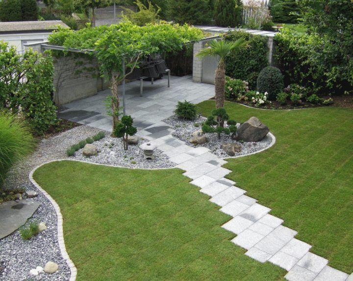 Sitzplatz Garten haus und garten ideen sitzplatz im garten sichtschutz garten ideen