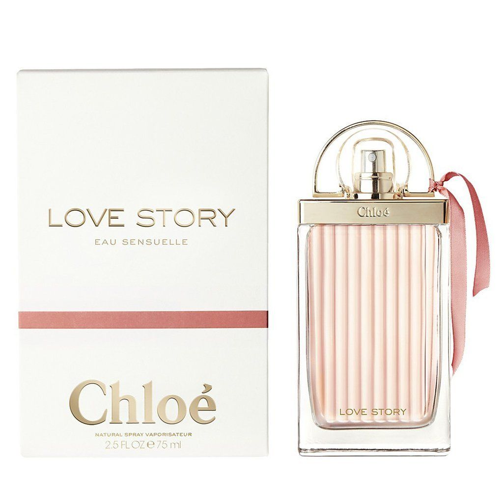 Love Story Eau Sensuelle - Chloe in 2018   Products   Pinterest ... 4f9a4e5209