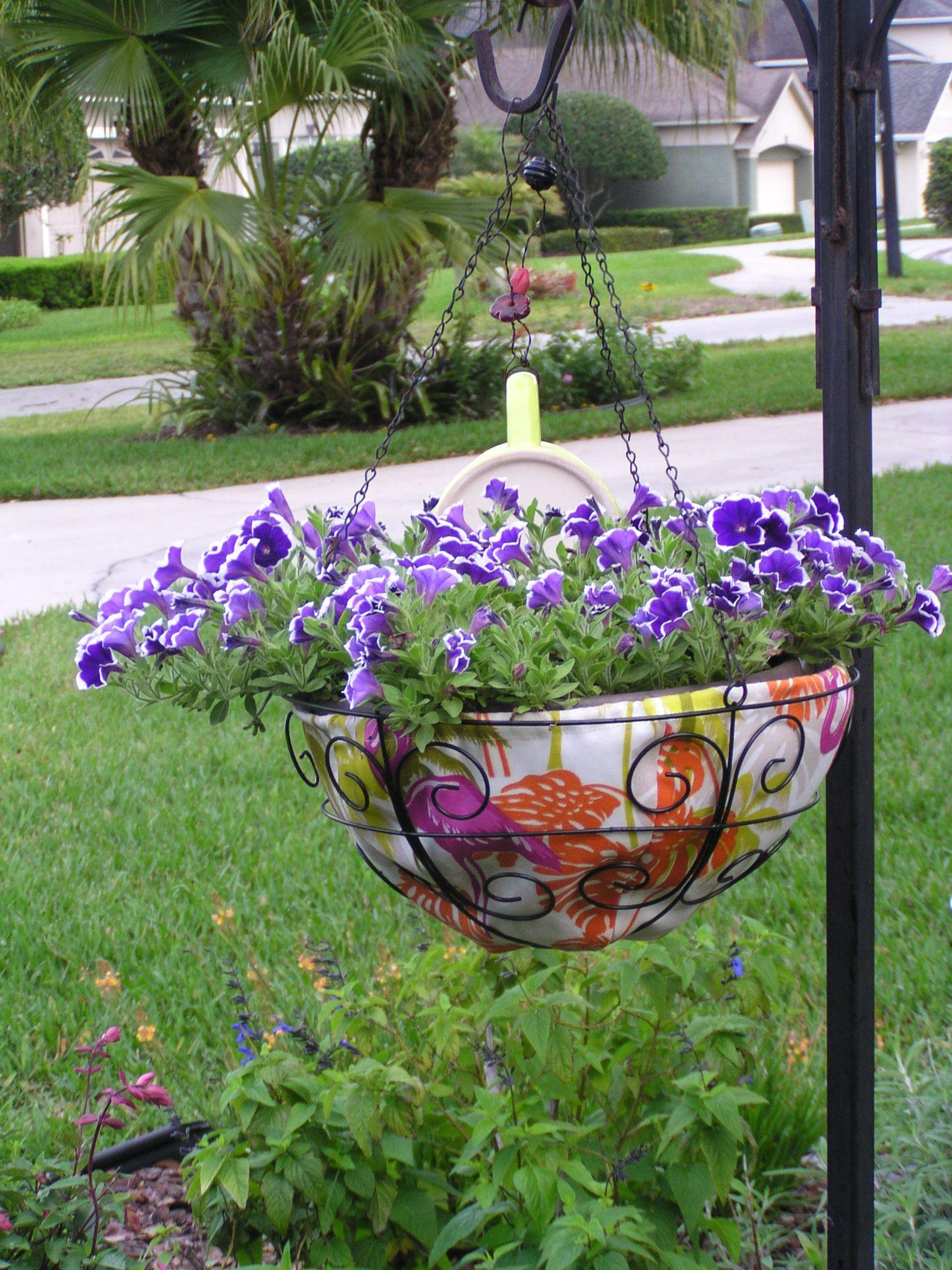 Garden art plant liner.   Garden Metamorphosis   Pinterest   Garden ...