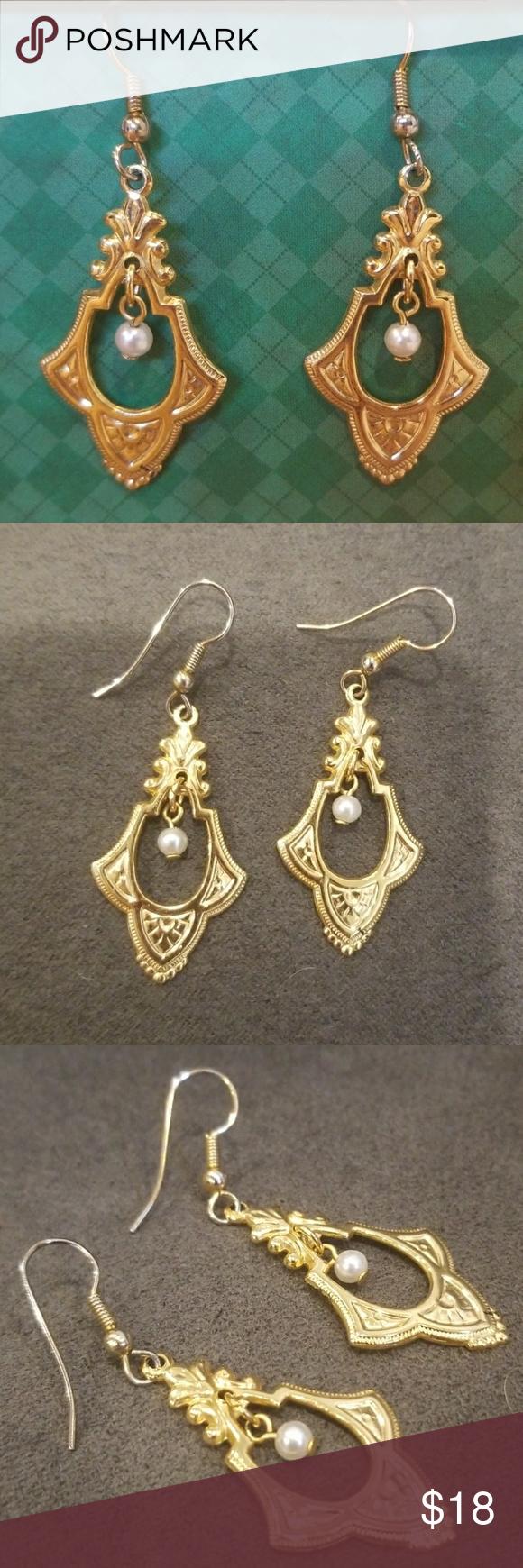Sale Vintage Fashion Earrings Fashion Earrings Vintage Fashion Vintage Jewelry Earrings