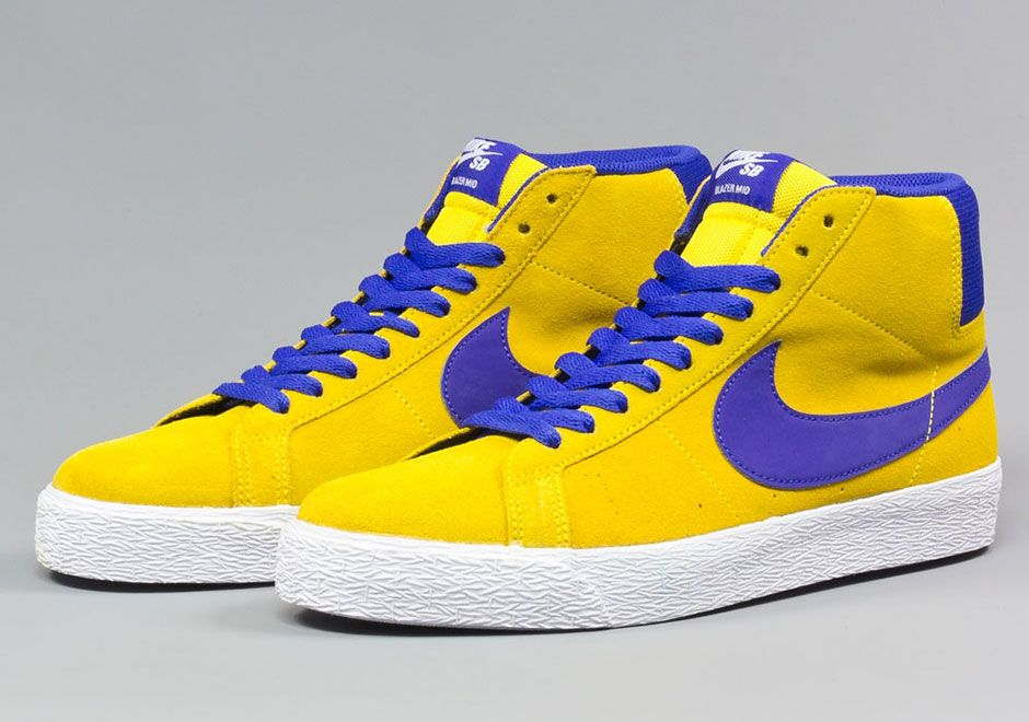 We've seen a lot of movement from the Nike Air Force 1 and Nike SB Dunk  lately, two silhouettes that have their roots based in the hoop world back  in the ...