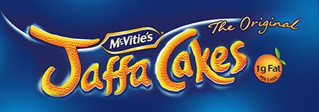 Jaffa cake logo