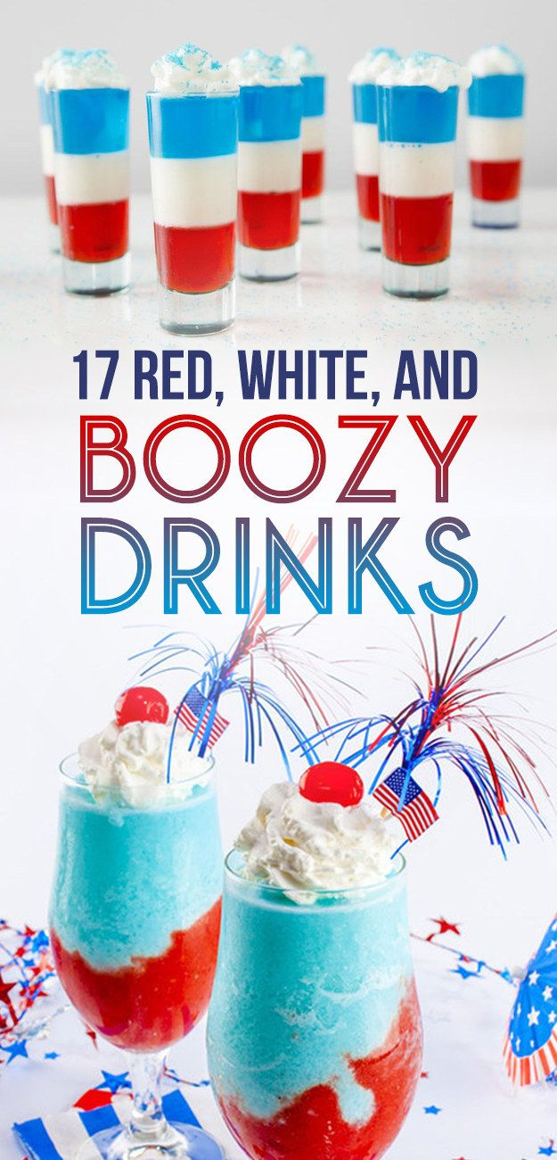 17 Ways To Get Turnt At Your 4th Of July Party Fourth Of July