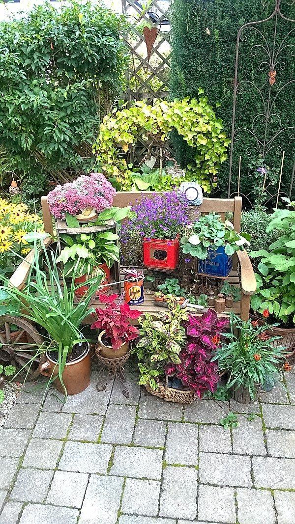 Garten T Raume Naturlich Deko Garten Garten Deko Ideen Garten Deko