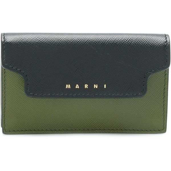Marni Textured logo wallet Wear Resistance Recommend For Sale e4Ohg9Ki