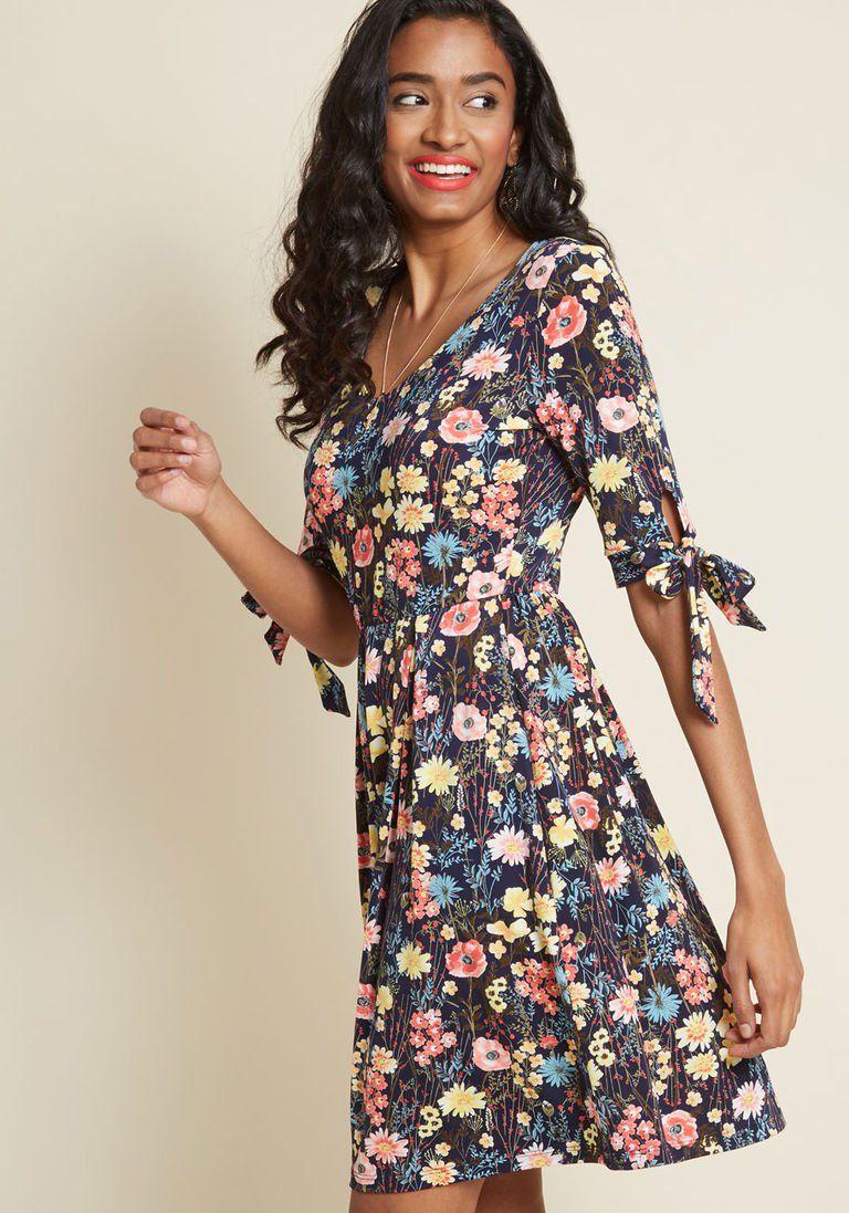 1a14c9c94f Displayed Delight Knit Dress