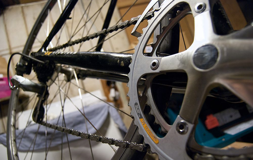 How To Do A Simple Tune Up Bicycle Maintenance Bicycle Folding