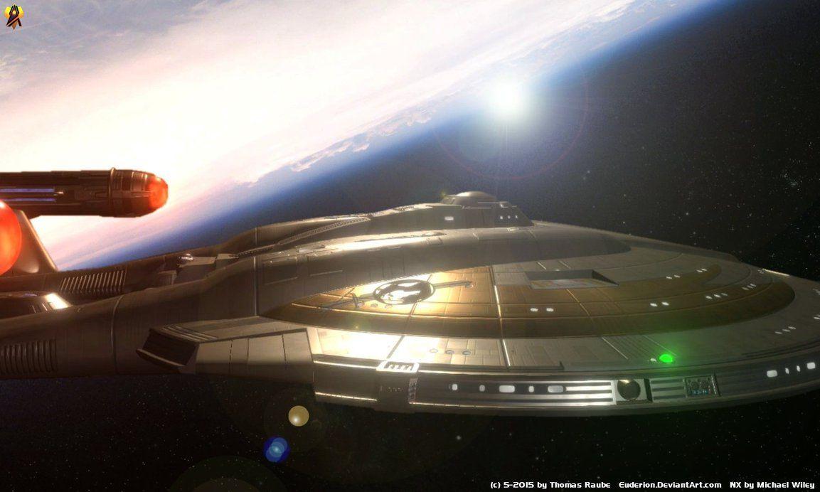 NX-Type Shuttlepod ortho [New] by unusualsuspex on DeviantArt