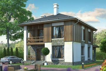 Готовые проекты домов и коттеджей в Минске по выгодной цене. Страница № 5