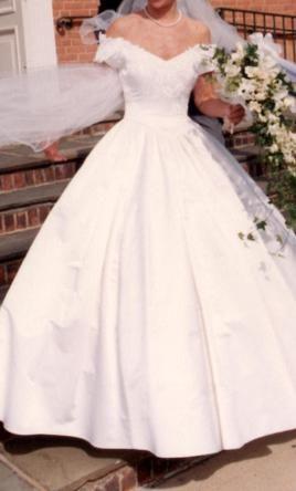 Richard Glasgow 774 650 Size 8 Used Wedding Dresses Wedding Dresses Used Wedding Dresses Bridal Style