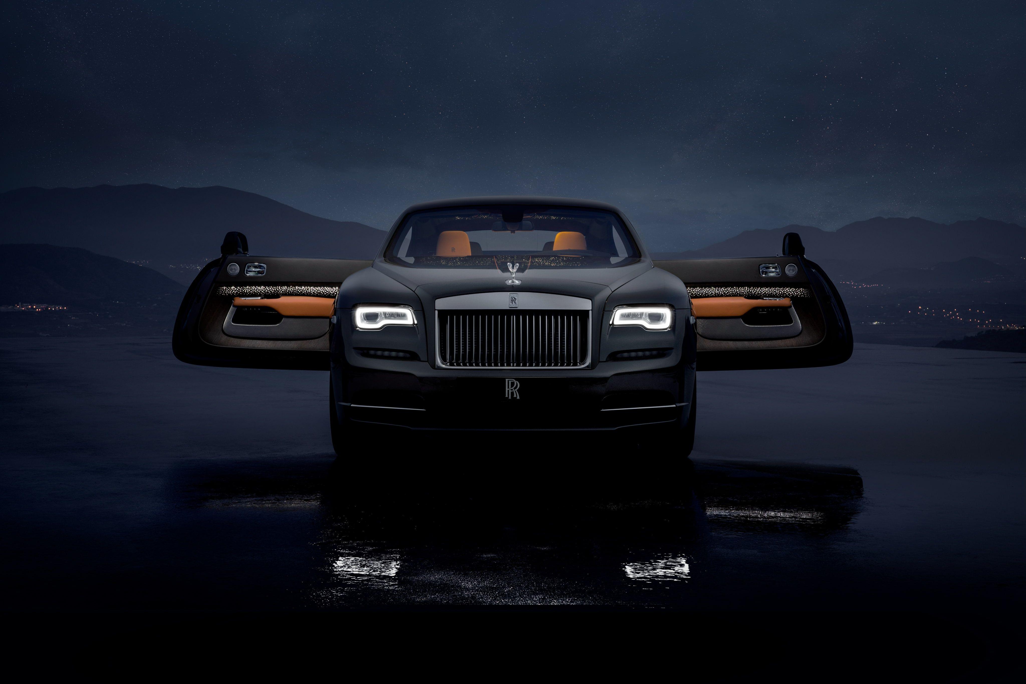 4k Rolls Royce Wraith Luminary Collection 2018 4k Wallpaper Hdwallpaper Desktop Rolls Royce Wraith Rolls Royce Wallpaper Rolls Royce