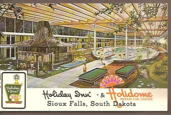 Mv Sd South Dakota Holiday Inn Amp Holidome Indoor Fun