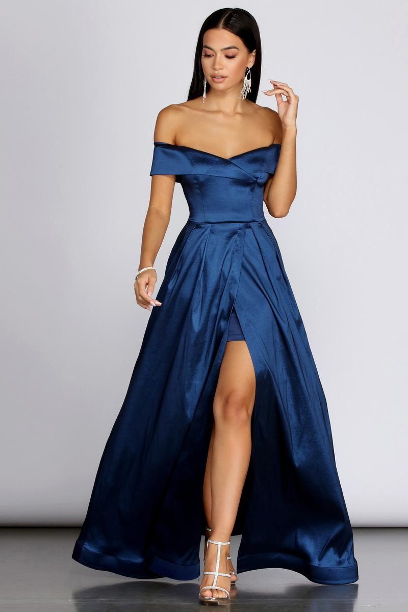 Megan Taffeta Off The Shoulder Ball Gown Ball Gowns Dresses Ball Dresses [ 1200 x 800 Pixel ]