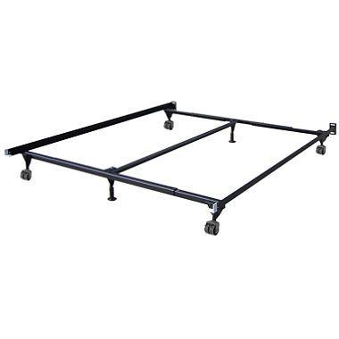 Universal Bed Frame With Images Black Wood Bed King Bed Frame