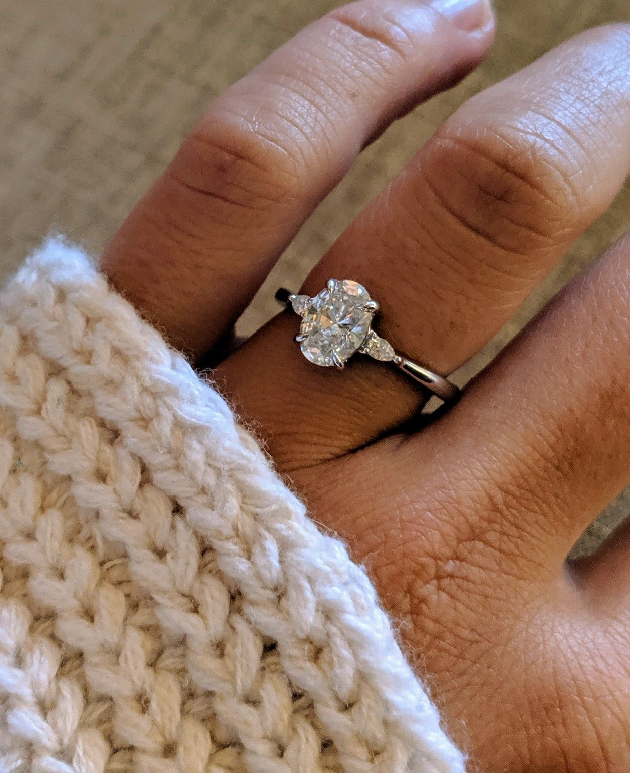 Brilliant Earth Aria Ring In White Gold Brilliant Earth Engagement Ring Earth Engagement Rings Dream Engagement Rings