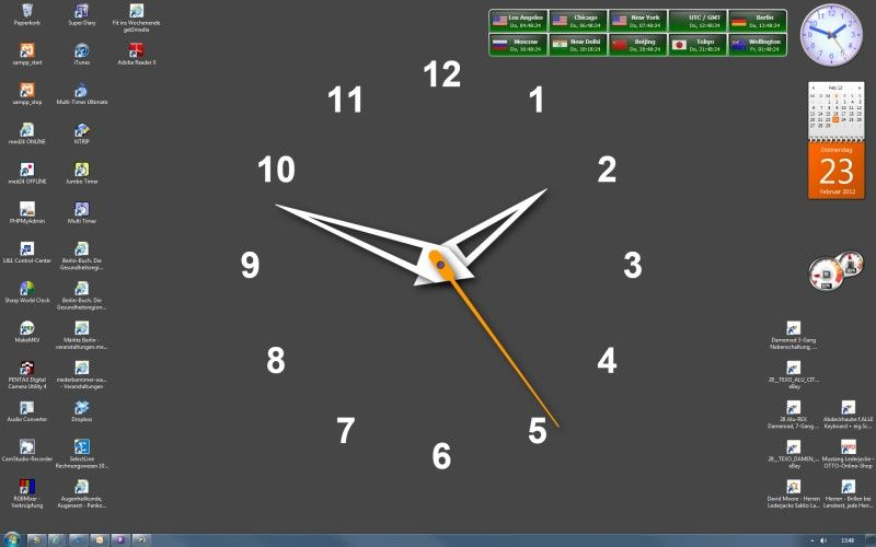 Analog Clock Live Wallpaper 7 Android Apps On Google Play Chasy