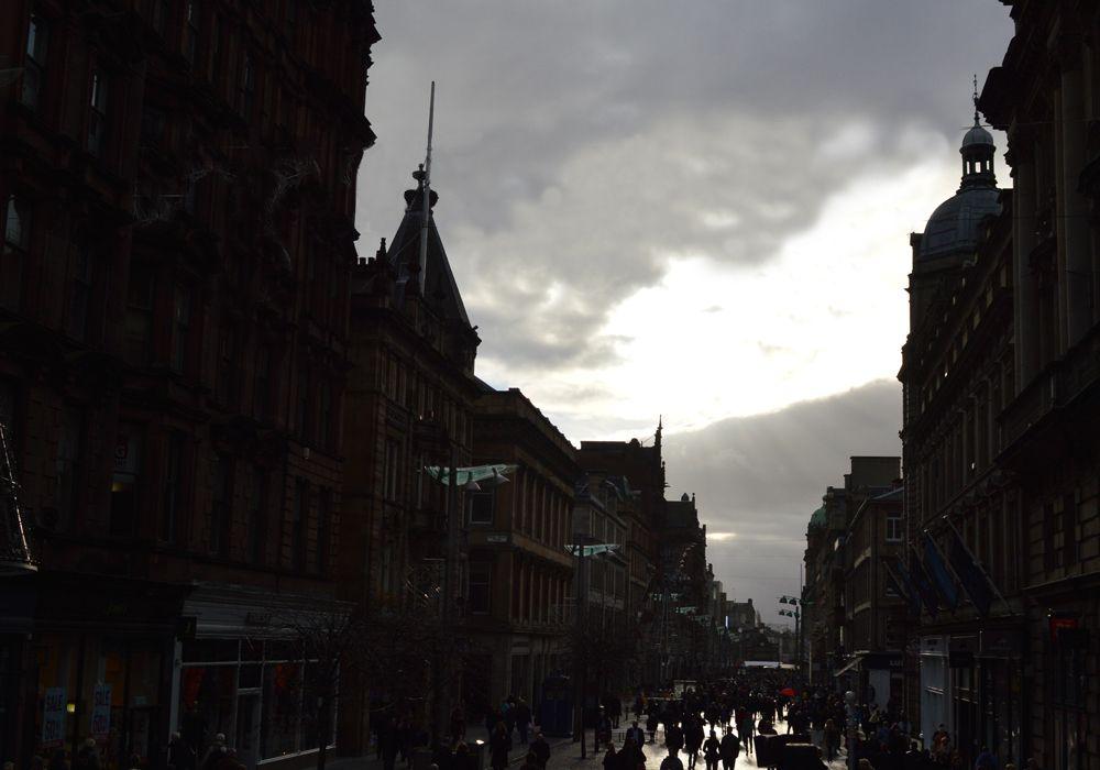Glasgow Buchanan Street