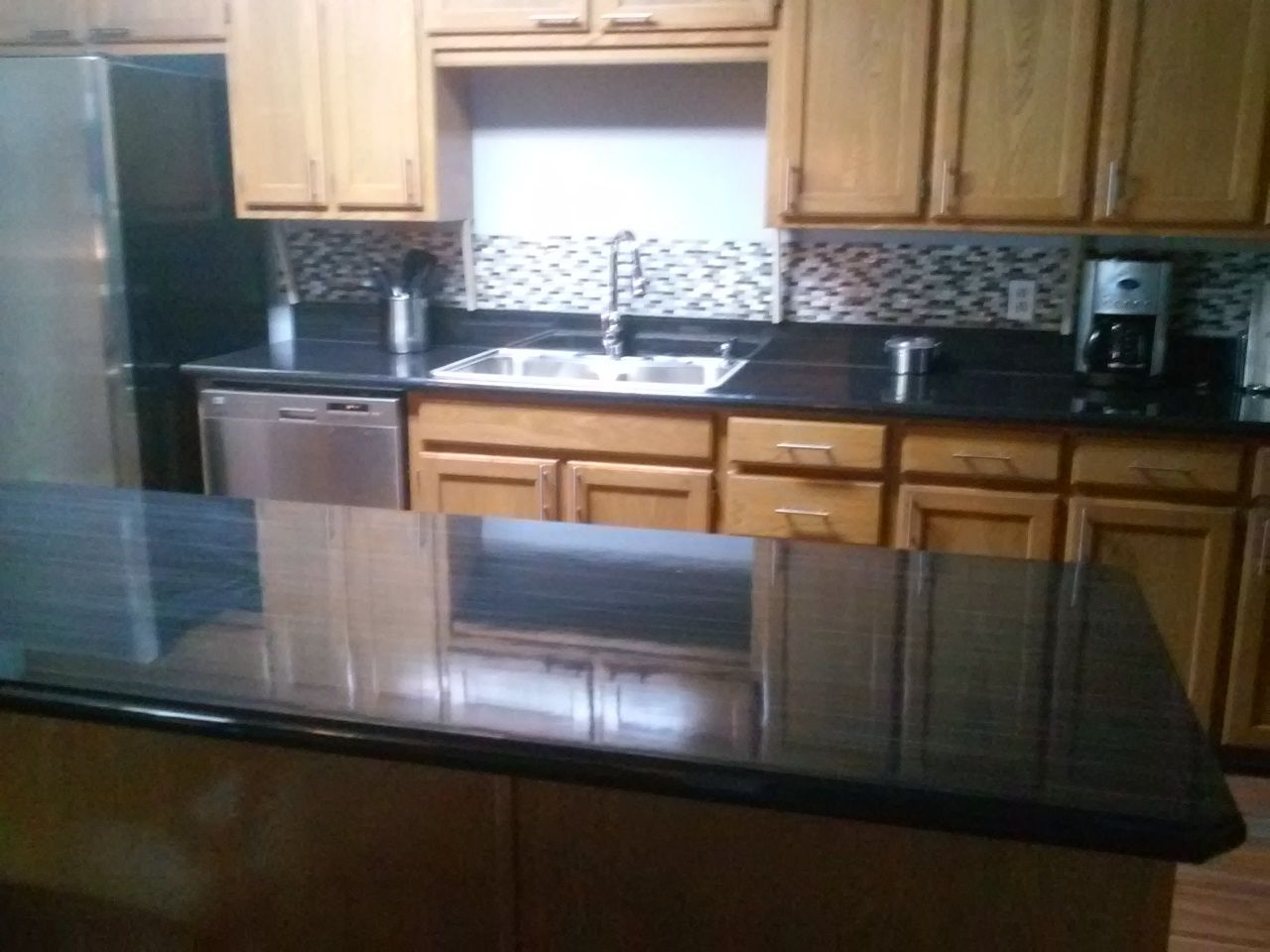 Lovely Kitchen New Countertops Wilsonart Laminate Countertops, Madagascar, Made  And Installed By The Cabinetry