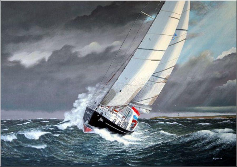 Werk van Frits Hoogstrate