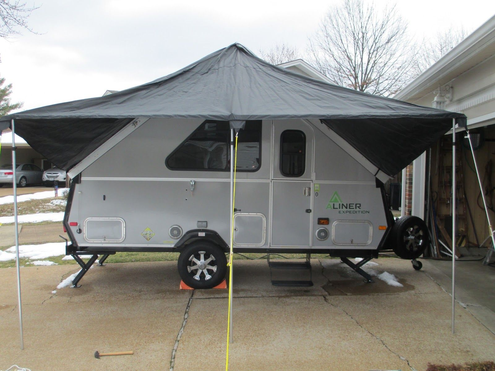 +124 Awning For Popup Camper | Home Decor