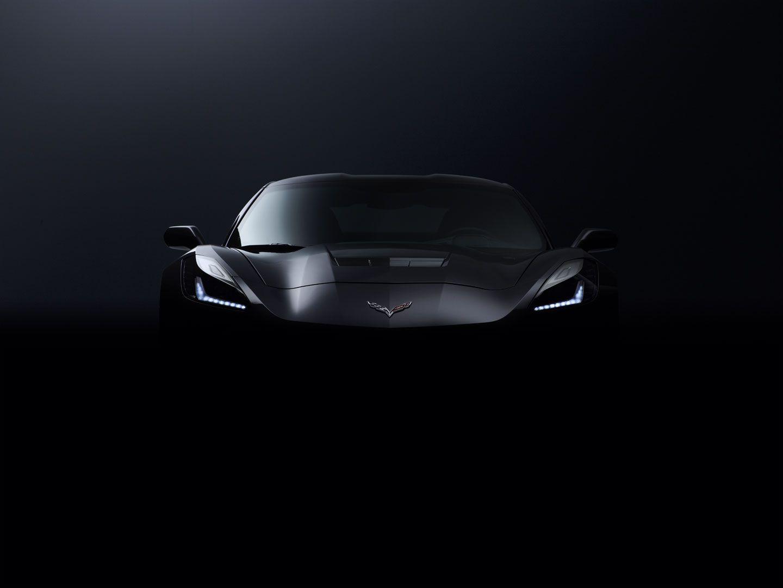 Corvette Stingray Stunning Automotive Retouch And Cgi By
