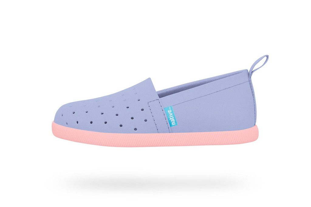Native Shoes VENICE CHILD in Jelly Fish Purple/Princess Pink