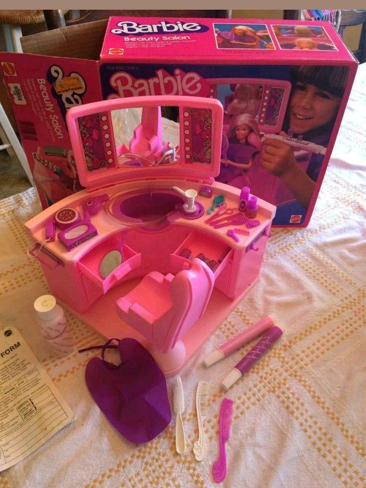 Barbie makeover!