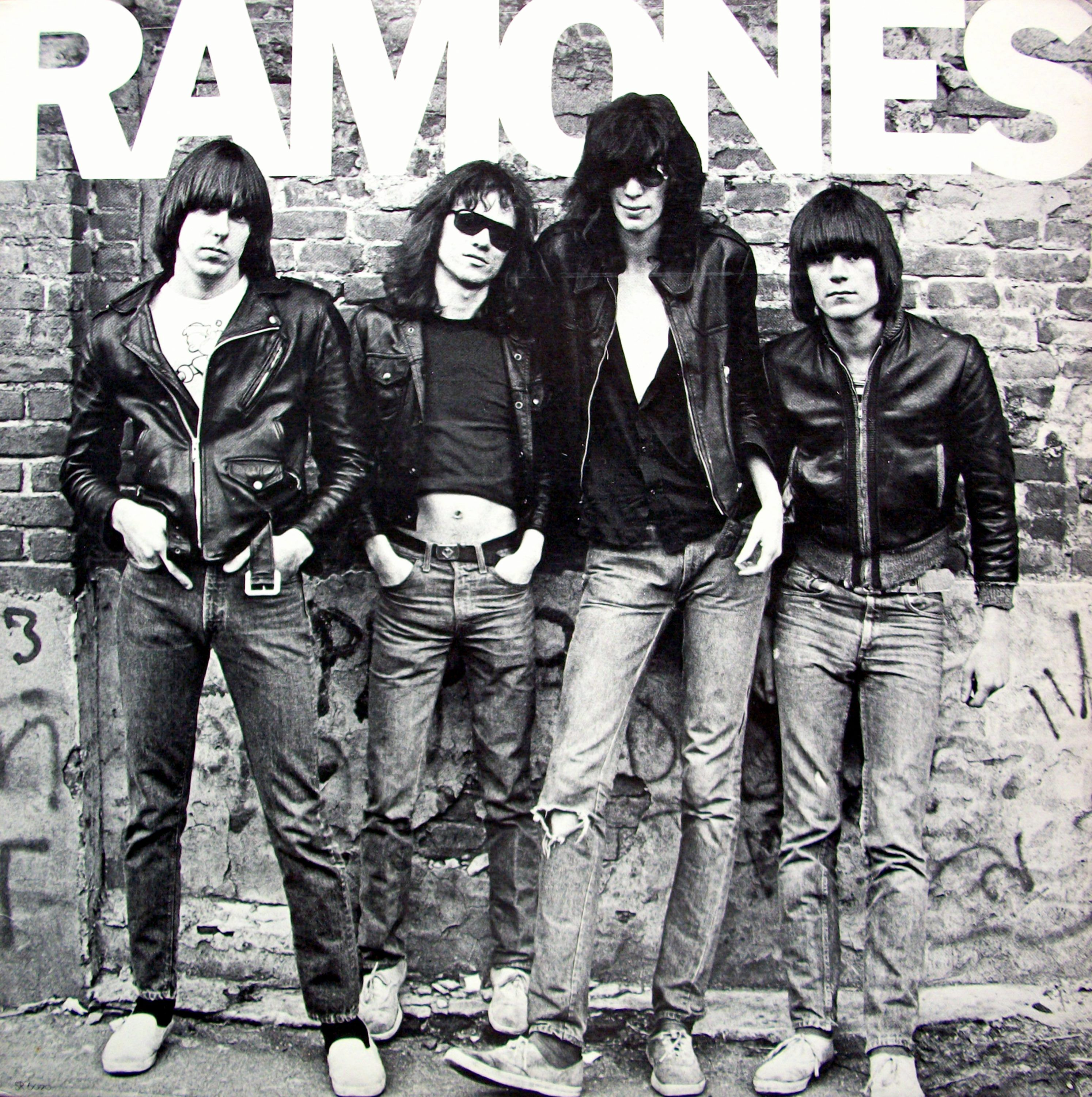 The Ramones Are Dead Long Live The Ramones Classic Album Covers Greatest Album Covers Ramones