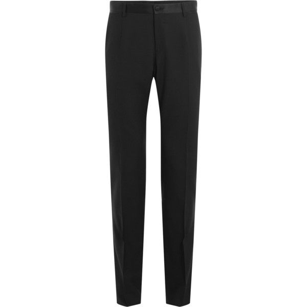 slim fit tailored trousers - Black Dolce & Gabbana Z6Gcea