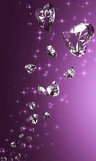 Purple Diamonds Live Wallpaper for (Android) Free Download on ...