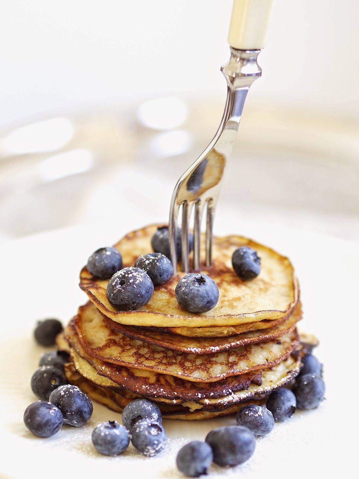 STIPLU.: Maistuis varmaan sullekin... / Banaaniletut - Banana Pancakes
