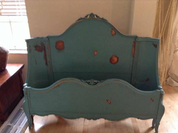 9 piece antique bedroom set/ will separate   Antique ...