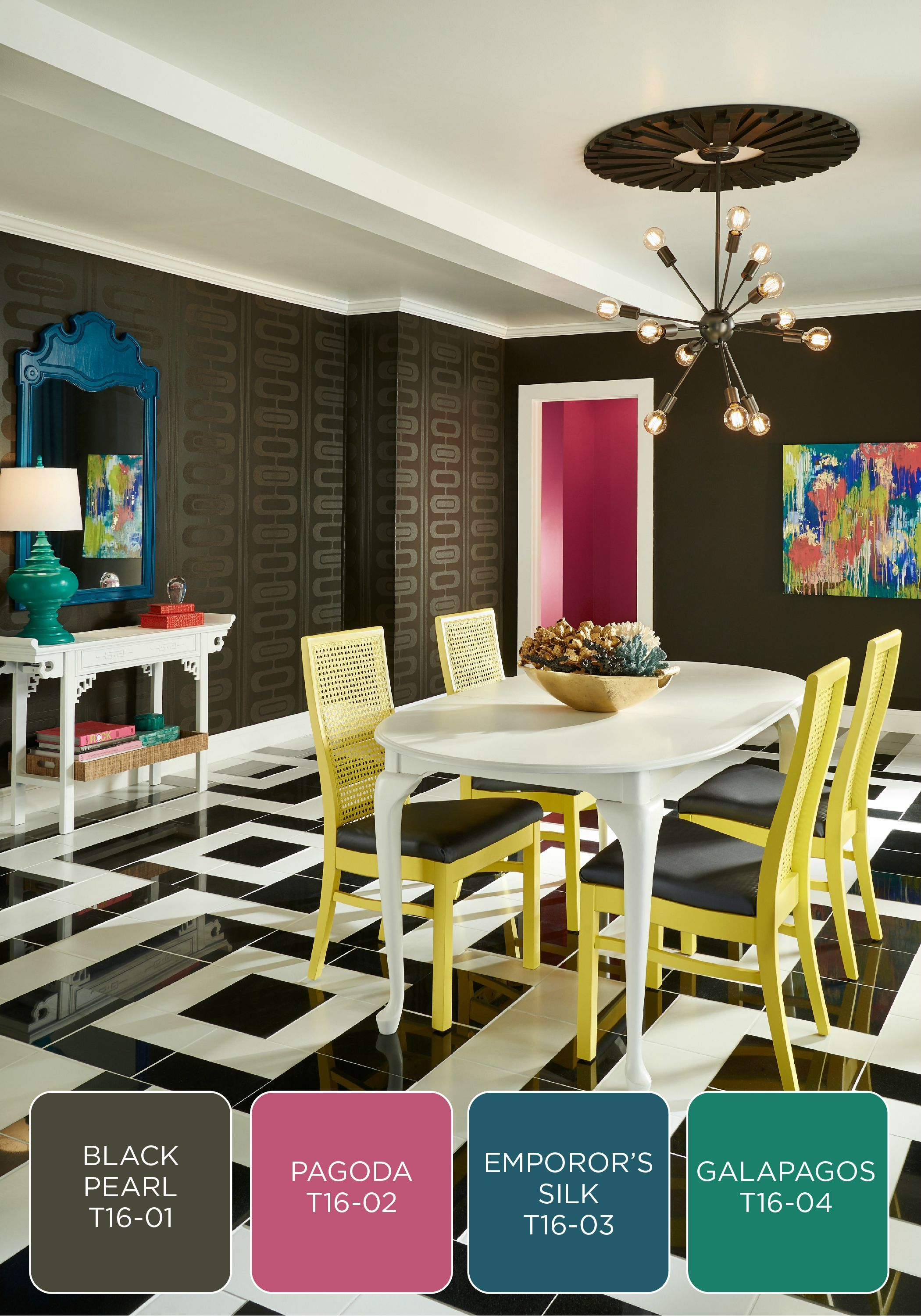 The 2016 Behr Color Trends May Help To Inspire A New Color Palette Or Interior Design Style In