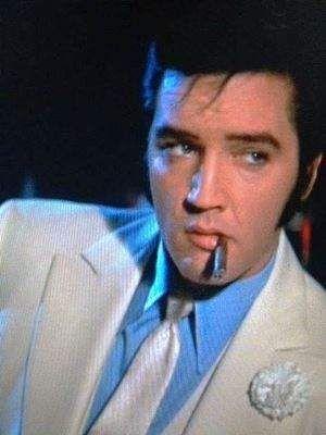 Smoking With Presley