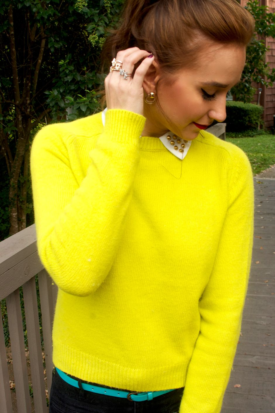 Angora Sweater:: | Hello Daisy Style | Pinterest