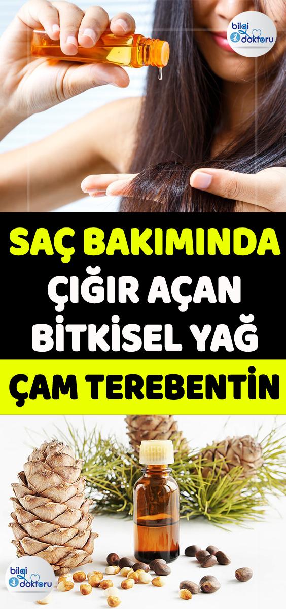 Sac Icin Cam Terebentin Yagi Nasil Kullanilir Homemade Skin Care Hair Tutorial Spring Tutorial