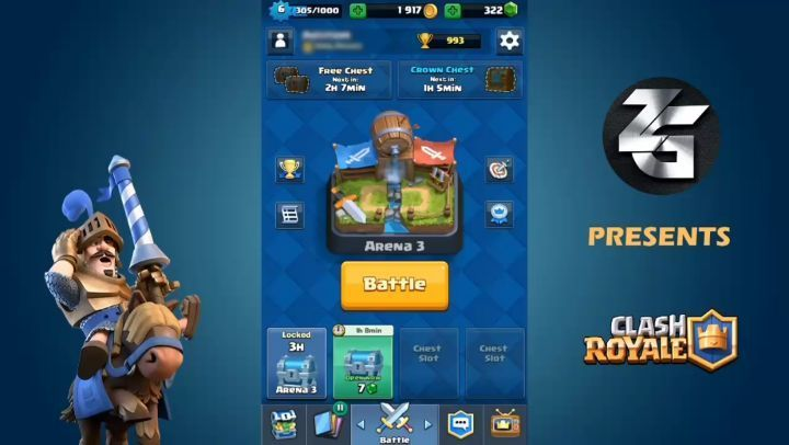 How to change colour of name and message in clash royale