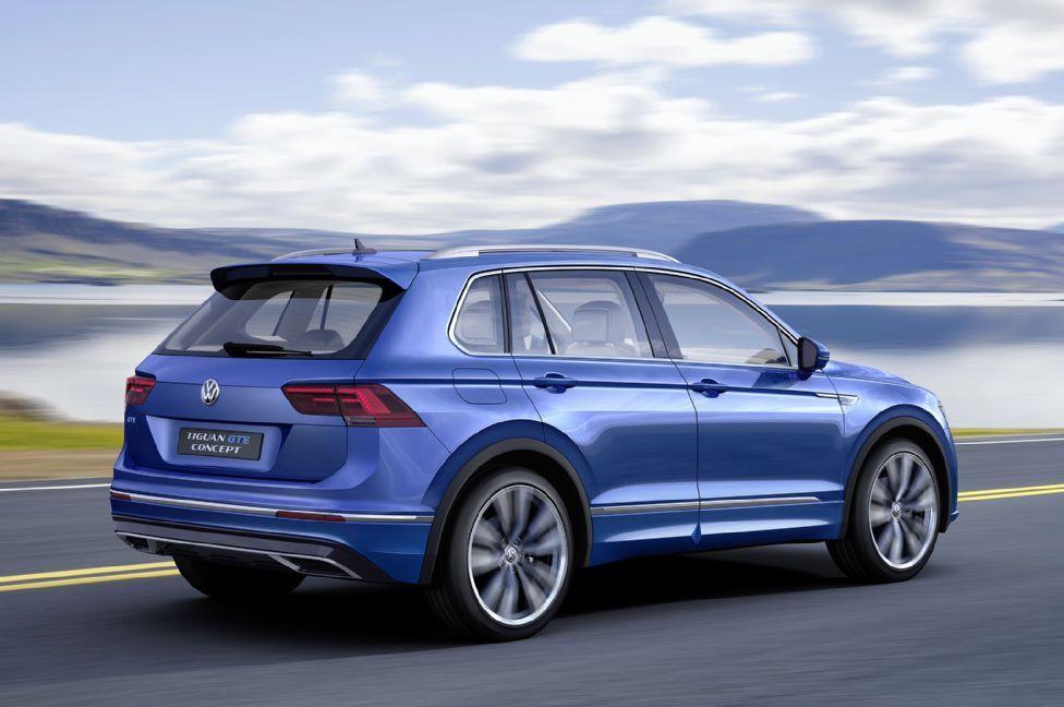 2017 Volkswagen Tiguan First Look Review With Images Volkswagen