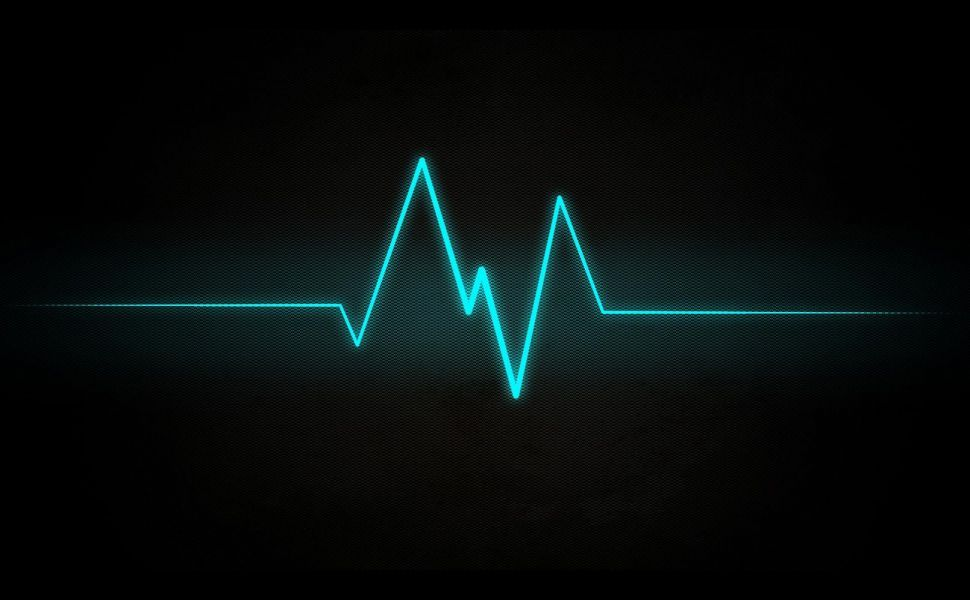 Heartbeat Hd Wallpaper Hd Dark Wallpapers Dark Wallpaper Dark