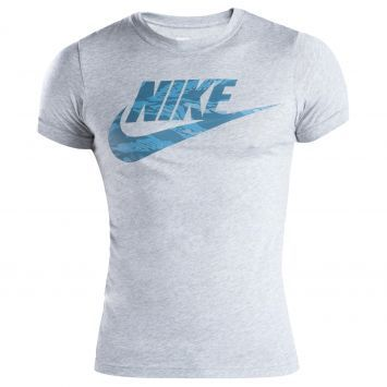 3f0380472c37c Me encanta! Miralo! Camiseta Nike Futura Gris de Nike en Dafiti