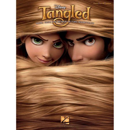 Tangled, Piano/Vocal/Guitar Songbook