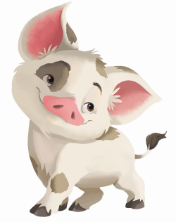 Moana Baby Png Graphic Freeuse Download Moana Pig Png Moana Party Decorations