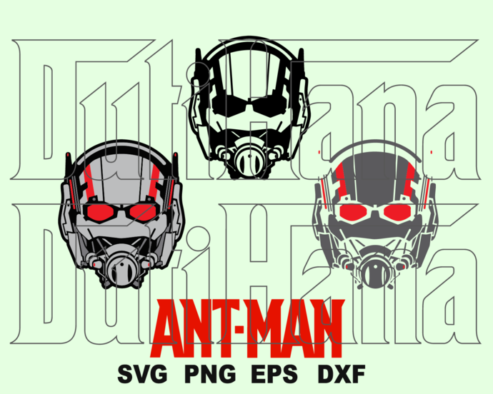 Ant Man The Wasp Svg Ant Man Logo Ant Man Helmet Mask Shirt Ant Man Suit Sign Invitation Party Svg Png Dxf File Silhouette Cameo Cricut By Lloyd Shop 2 50 Usd