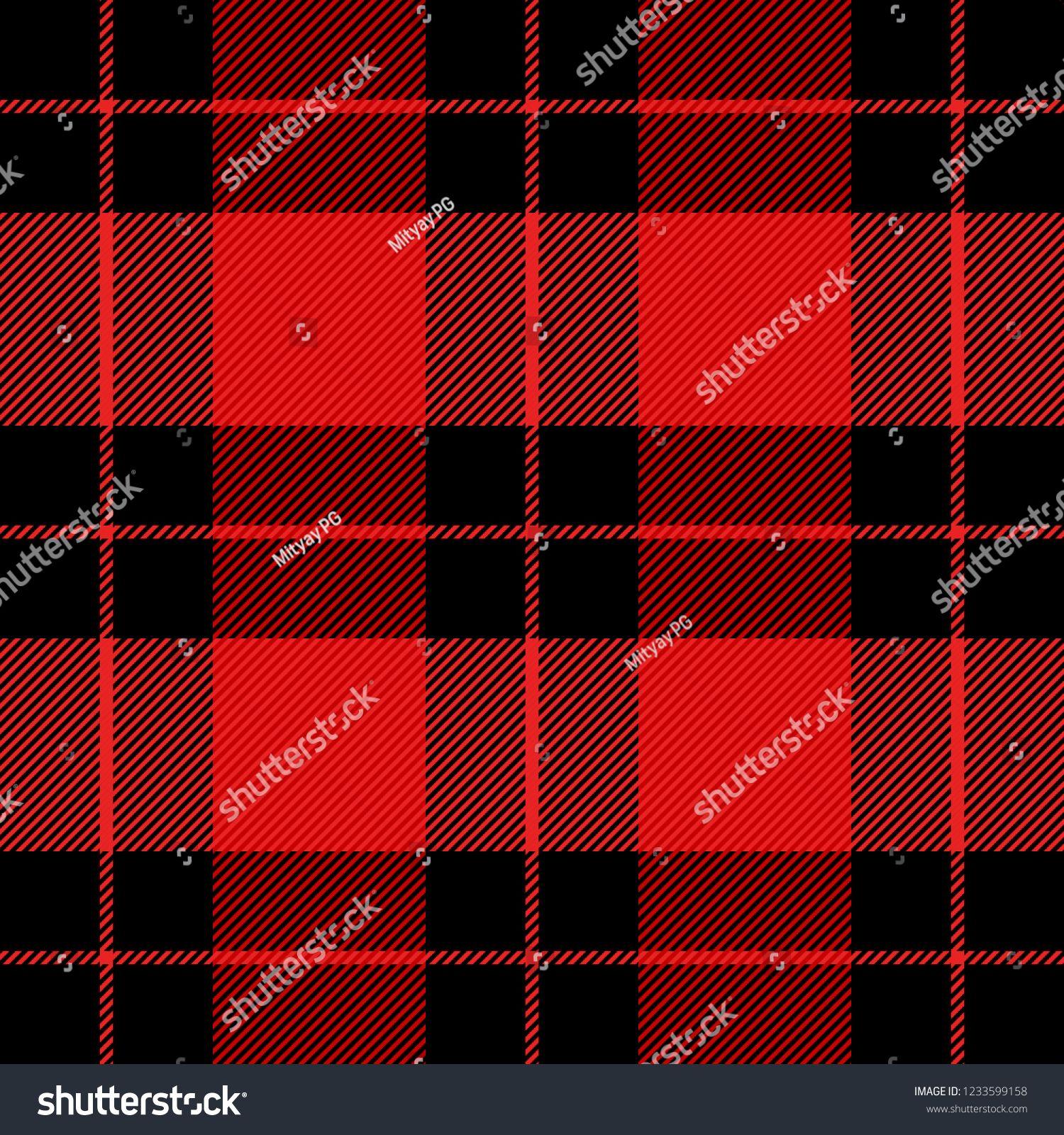 Buffalo Check Plaid Fabric Buffalo Plaid Black Red Etsy Wallpaper Iphone Christmas Cute Christmas Wallpaper Christmas Phone Wallpaper