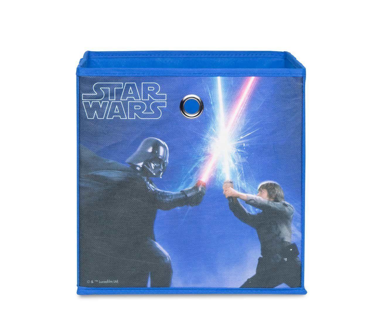 Regalbox Faltbox Aufbewahrungsbox Star Wars Design