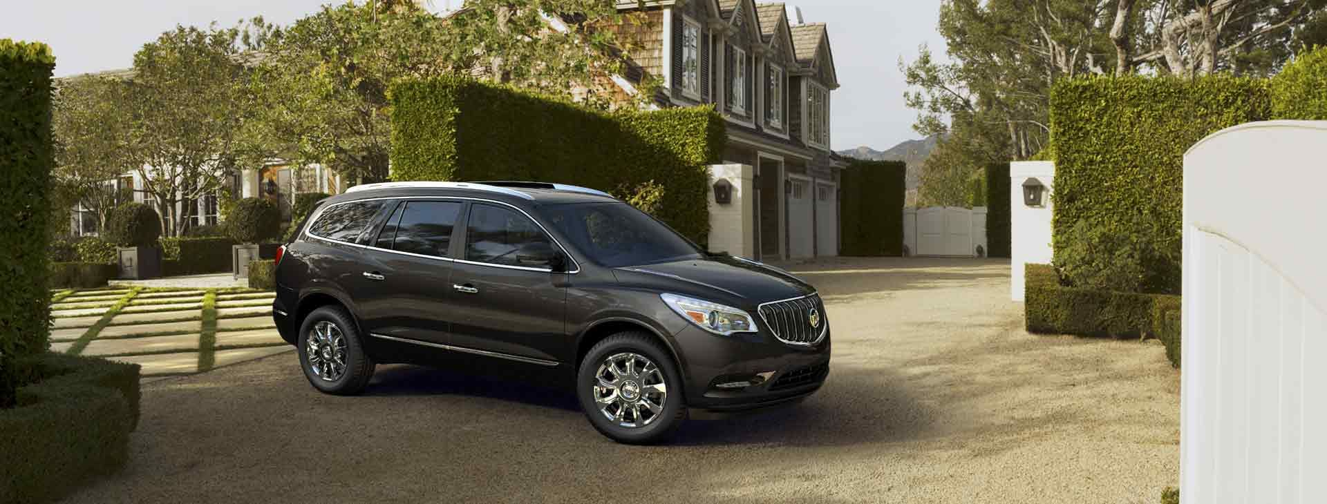 2016 Buick Enclave Colors Buick Enclave Luxury Suv Buick