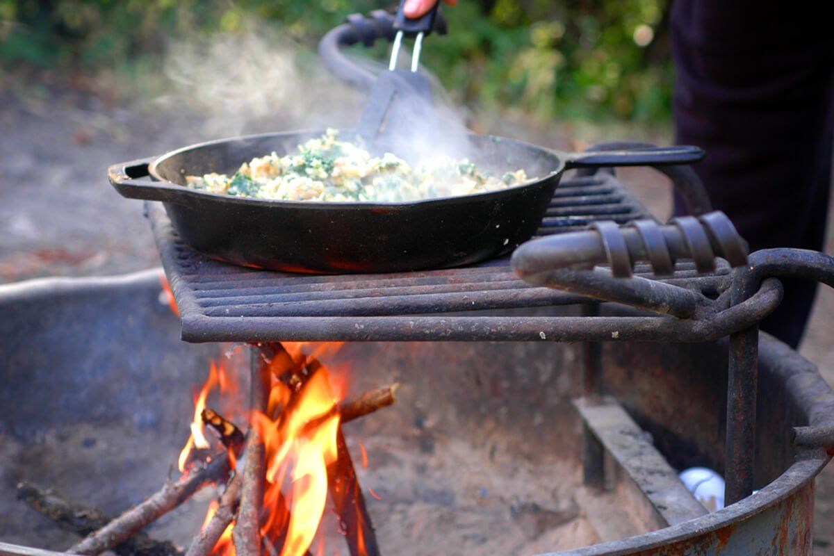 Photo of 10 Vintage Camping Hacks Every Fireside Cook Should Know