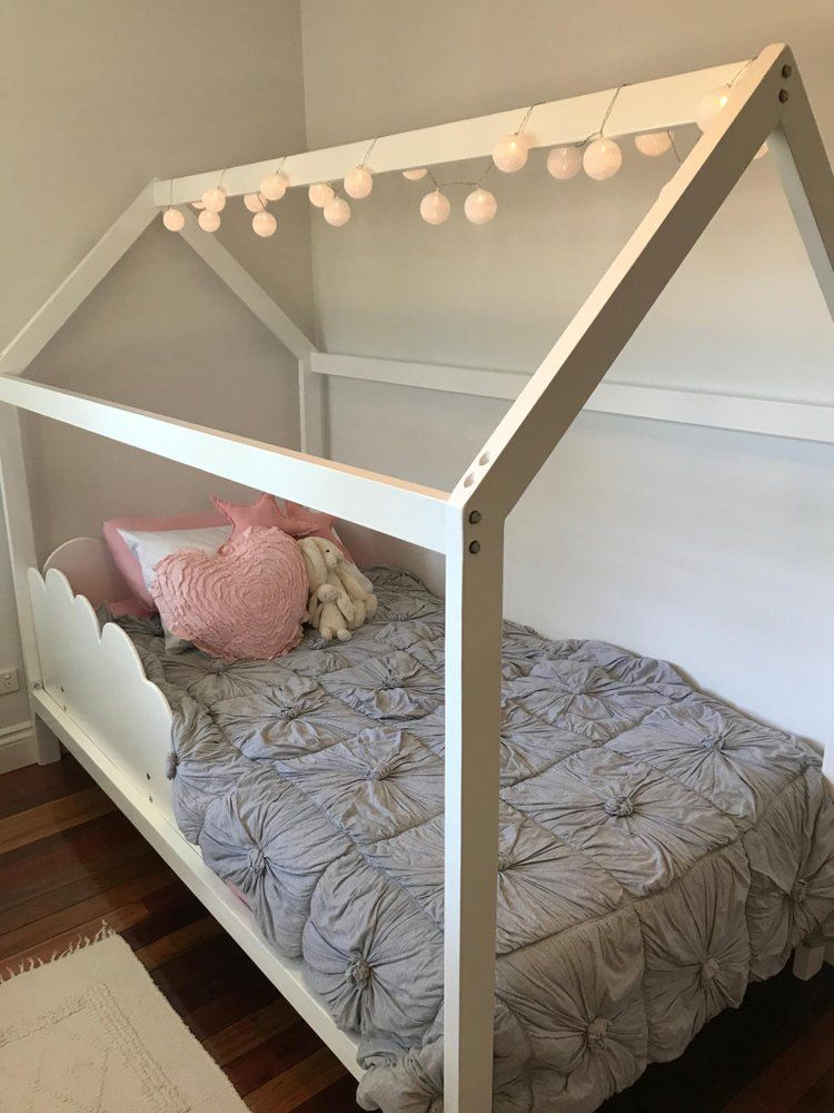 House Bed / Montessori Floor Bed (With images) Floor bed
